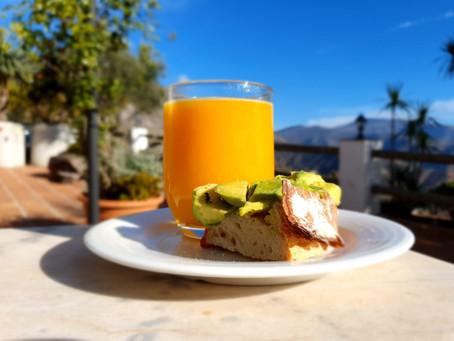 bed en breakfast bij Belgen Andalusië