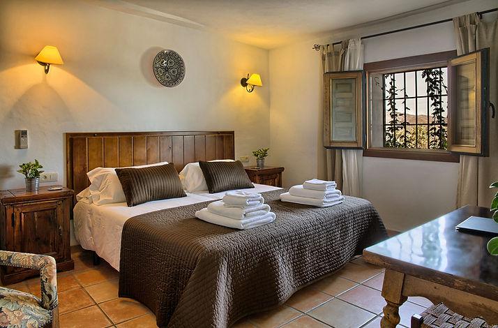 bed en breakfast bij Belgen in Andalusië