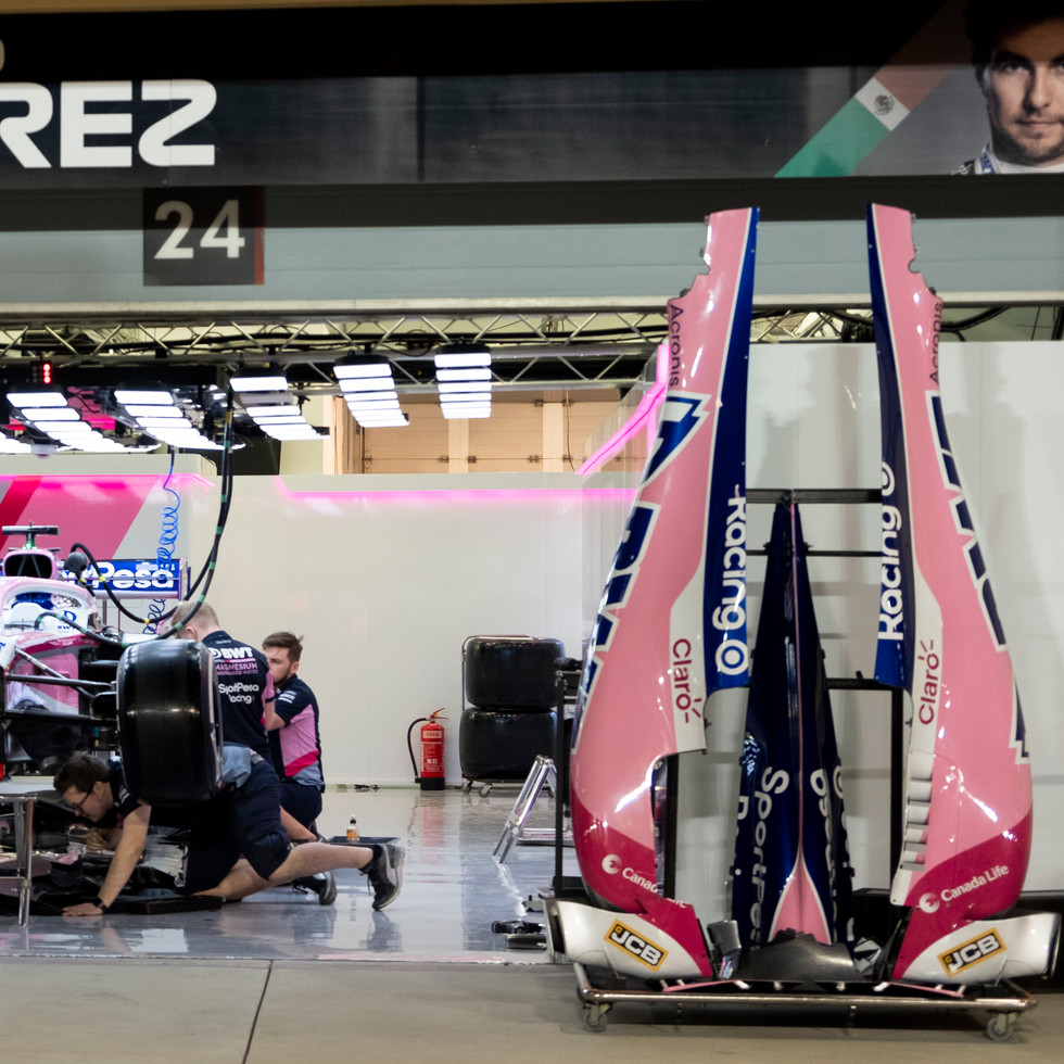 Force India Pit Sergio Perez.jpg