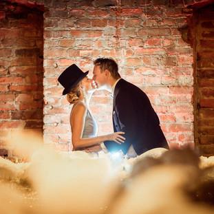 Wedding reception by Fotosceny