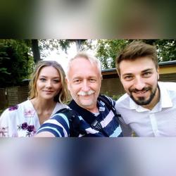 Tomasz Budzyński Fotosceny z parą młodą