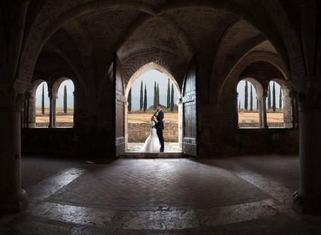 Justyna & Adam - sesja ślubna