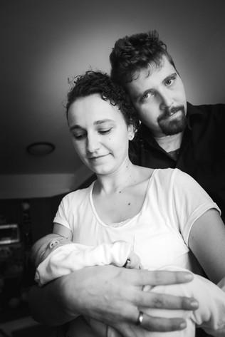 Sesja noworodkowa by Fotosceny