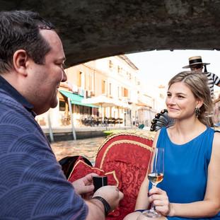 Fotosceny sesja narzeczeńska w Wenecji