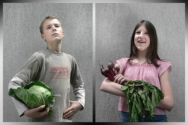 Portret kreatywny by Fotosceny