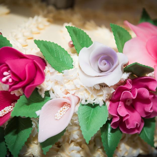 Fotosceny przyjęcie weselne, zabawa weselna, przyjęcie rodzinne, tort