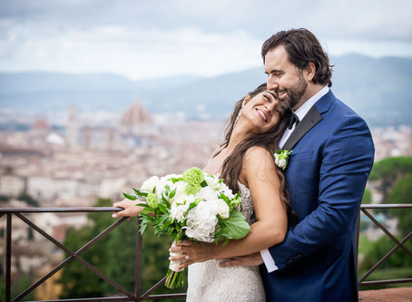Amineh & Seb - Florencja