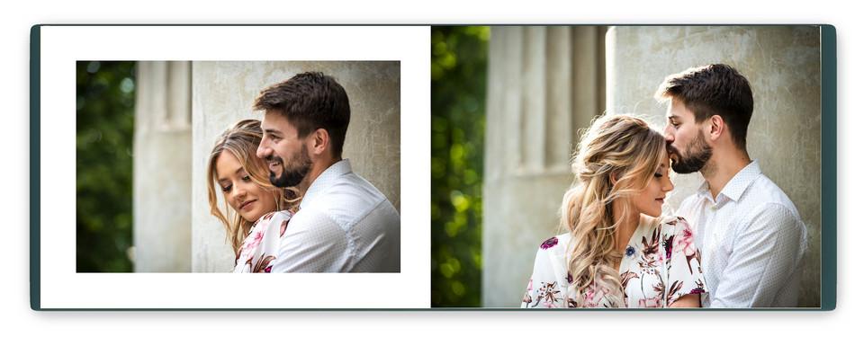 Engagement Session - photo book 42x30cm
