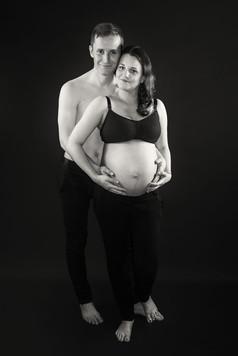 Portret ciążowy by Fotosceny