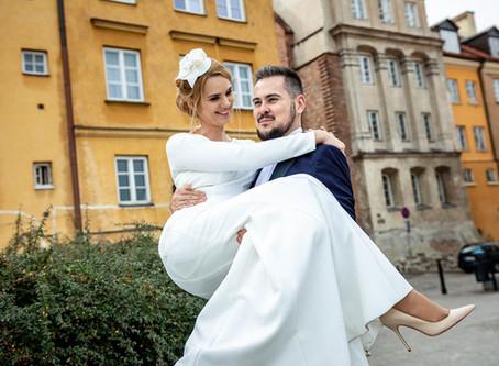 Izolda & Mateusz - sesja ślubna