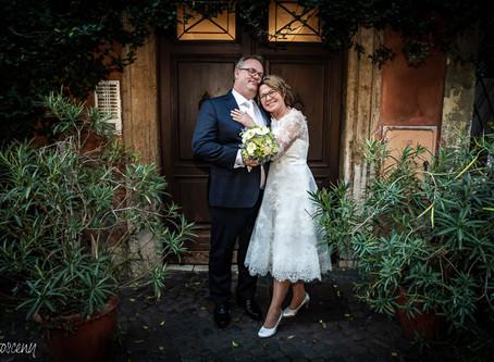 Beate & Rolf w Rzymie