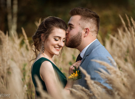 Zuzia & Damian - sesja ślubna