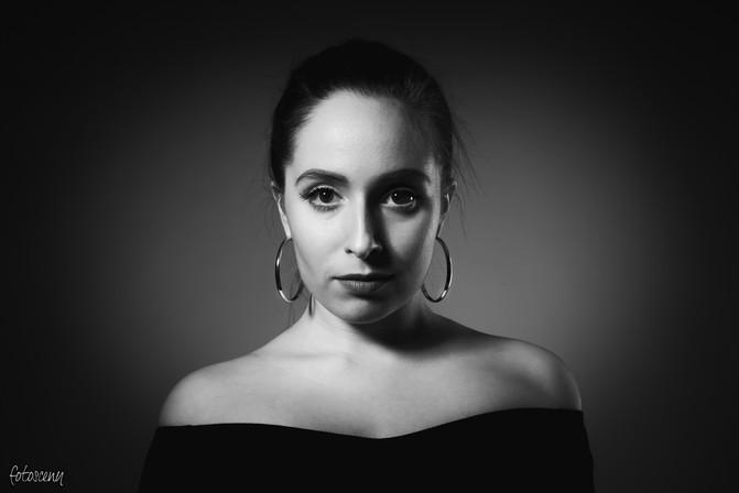 Portret beauty by Fotosceny