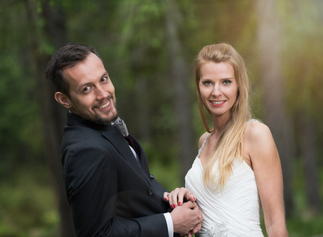 Dominika & Adam - sesja ślubna