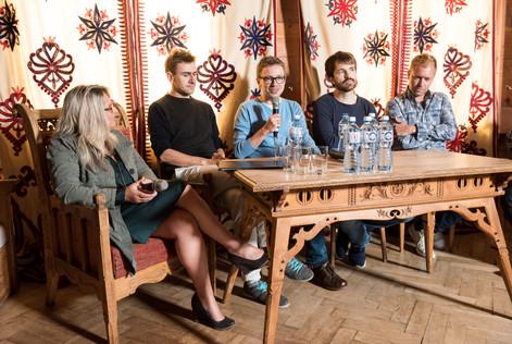Lutosławski Quartet Muzyka na Szczytach 2017 by Fotosceny