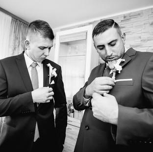 Preparations to wedding by Fotosceny
