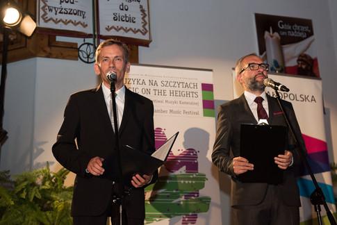 Piotr Matwiejczuk Marcin Majchrowski Muzyka na Szczytach 2016 by Fotosceny