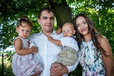 Portret rodzinny by Fotosceny