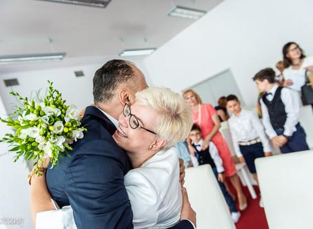 Marta & Paweł - sesja ślubna