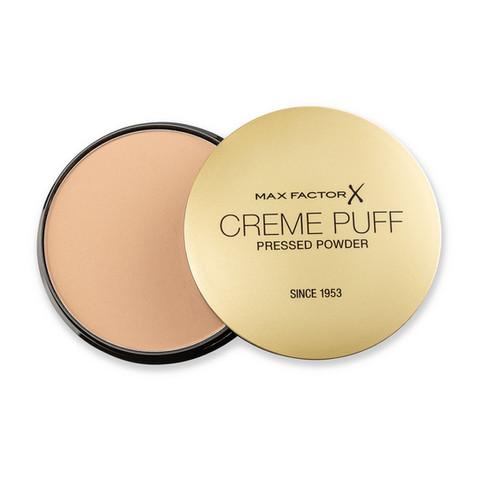 fotografia produktowa kosmetyki puder Max Fator Creme Puff Pressed Powder