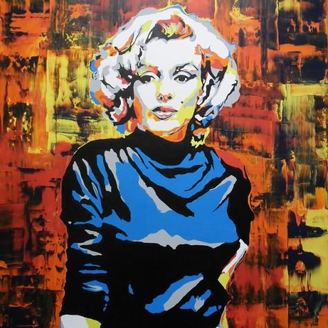 Płomienna Marilyn Monroe
