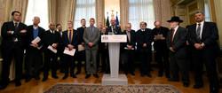 BELGAIMAGE Gouvernement belge et cultes -71003056
