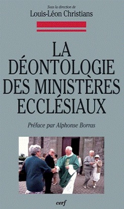 Livre deontologie