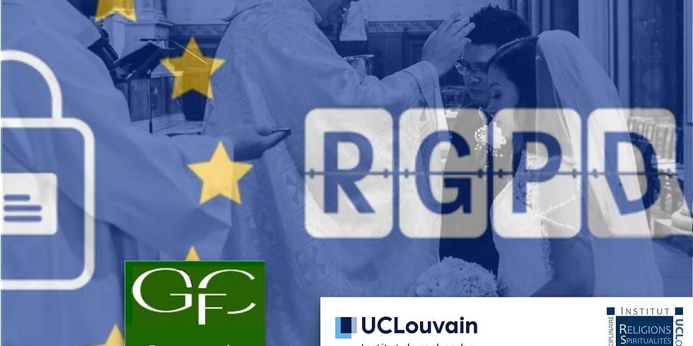 DATE REPORTEE - Journée d'étude GCF : Protection des données personnelles