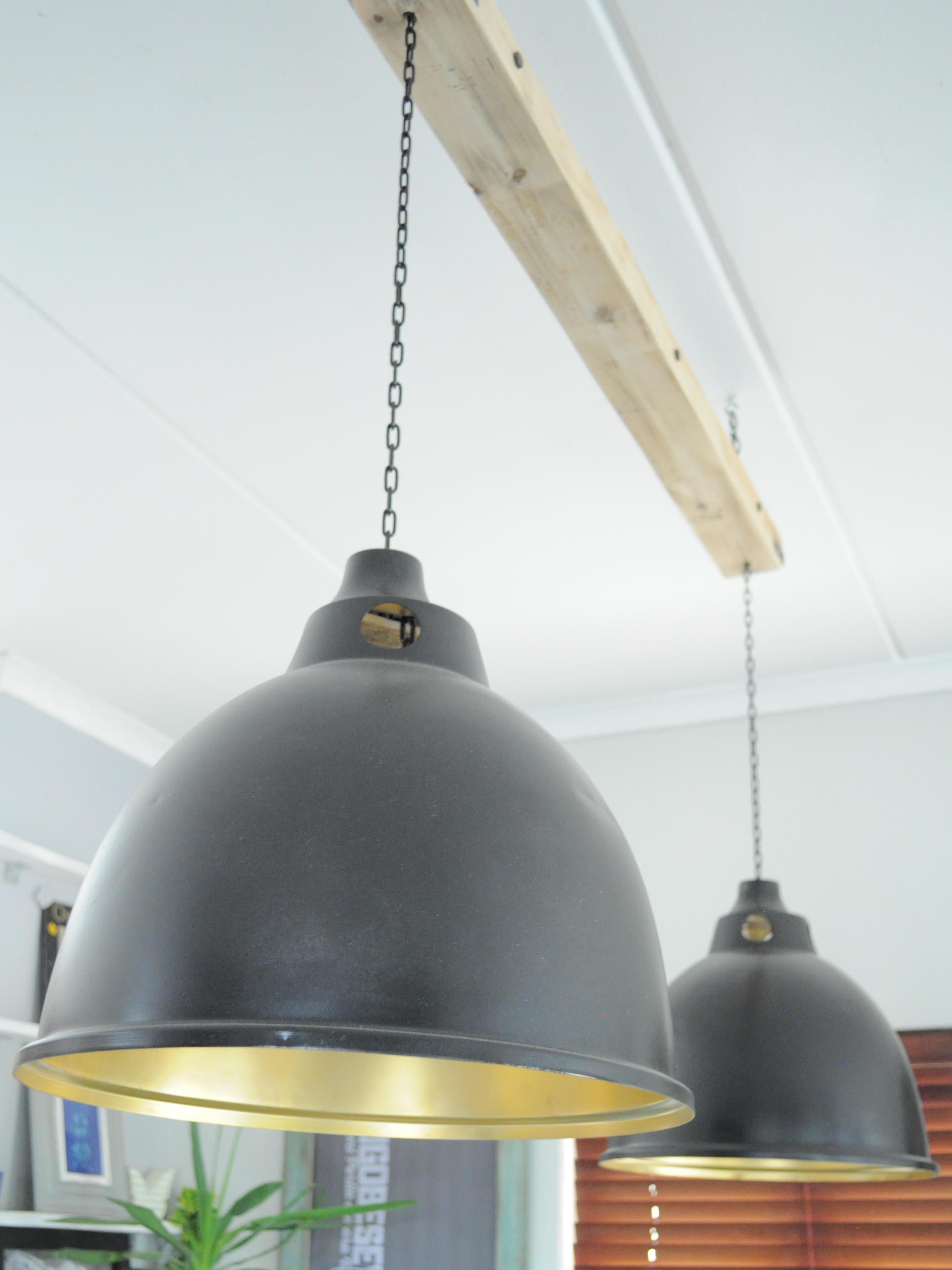 Domed Pendant Lights