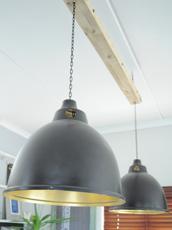 Domed Pendant Lights