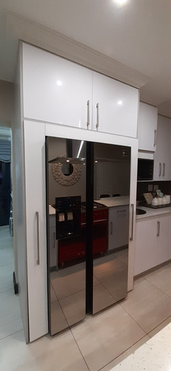 Pull-out Fridge Rack