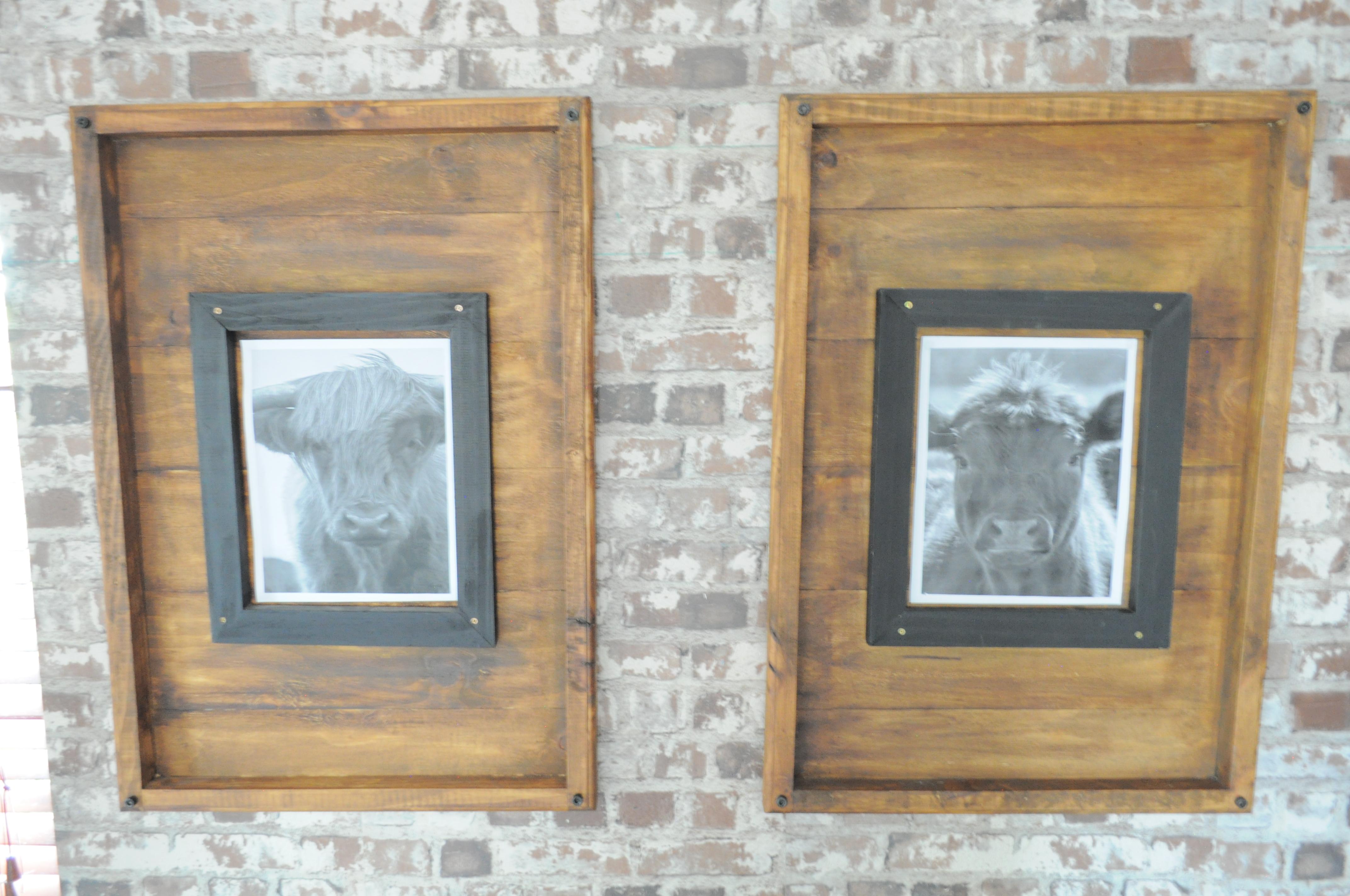 Rustic Frames