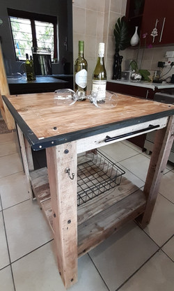 Movable Kitchen Island