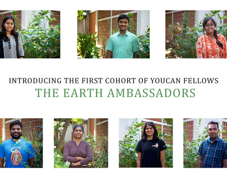 Announcing the first cohort of Earth Ambassadors