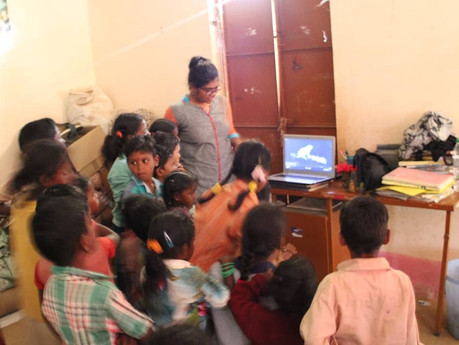 Featuring a session by our Earth Ambassador Sathya Priya
