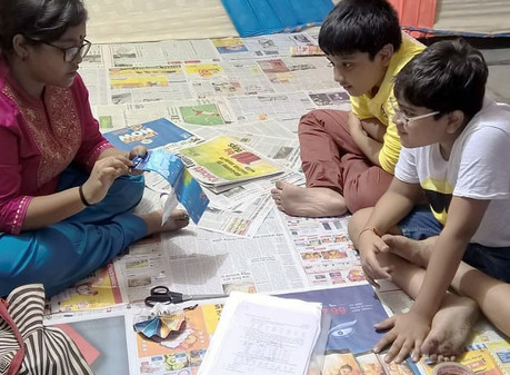 Reaching out to children in their communities