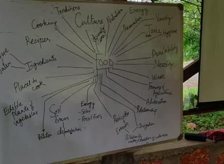 Nurturing environmental values through gardening