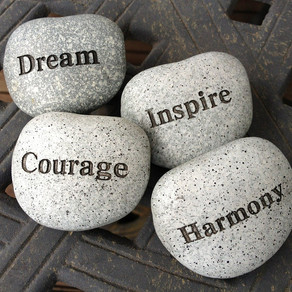 The way to get help is to take the first step of courage