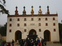 Putuozongcheng Temple Entrance