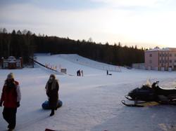 Skiing in Yichun