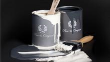 Kalkmaling som gir en fantastisk overflate -   Pure & Original
