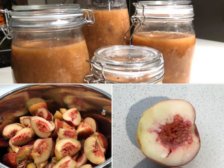 Preserving the Peach Harvest