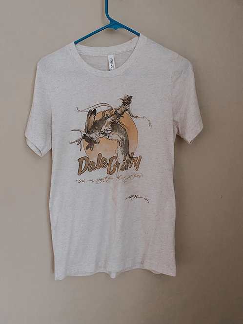 Dale Brisby T-Shirt Small