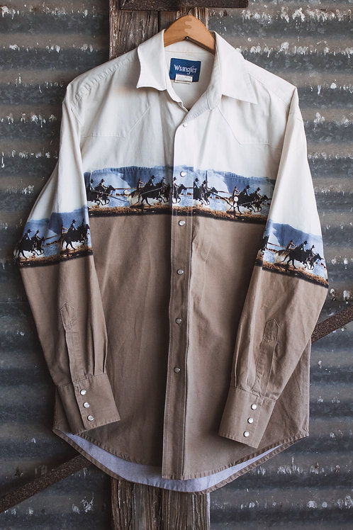 Way Out West Shirt M