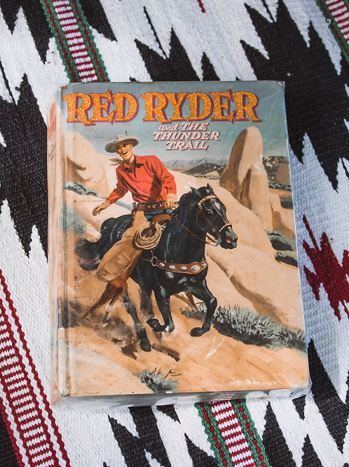 Red Ryder and The Thunder Trail