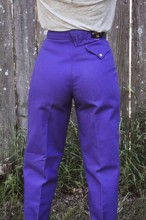 """Purple Rain Wranglers 27"""""""