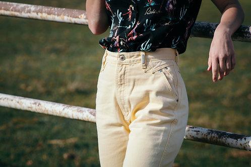 """Pastel Yellow Rockies 28""""/29"""""""