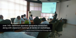 Training Centre @ Transformer Knowledge Park