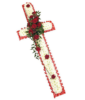 Traditional Cross - different colour options available