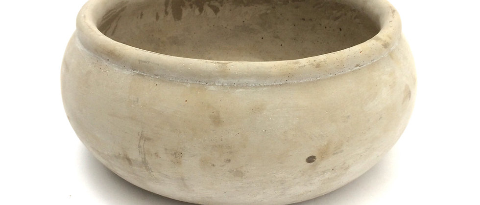 Bowl Bari Grey